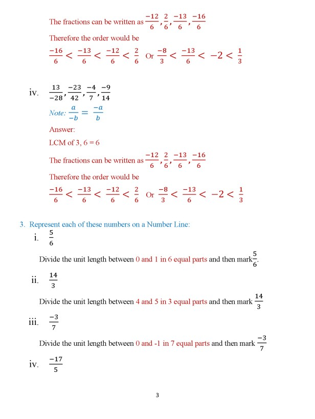 Class 8 Chapter 3 – Numbers – Exercise 3B Page 3