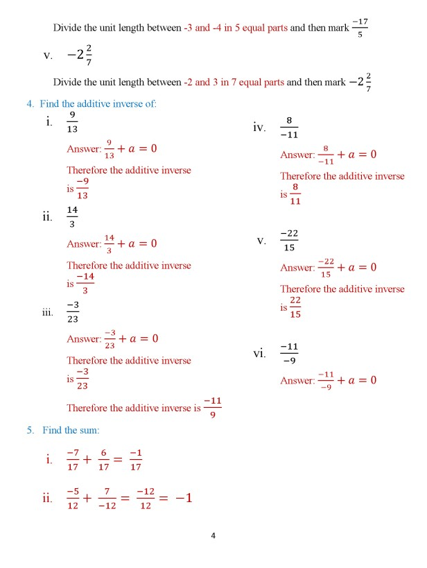 Class 8 Chapter 3 – Numbers – Exercise 3B Page 4