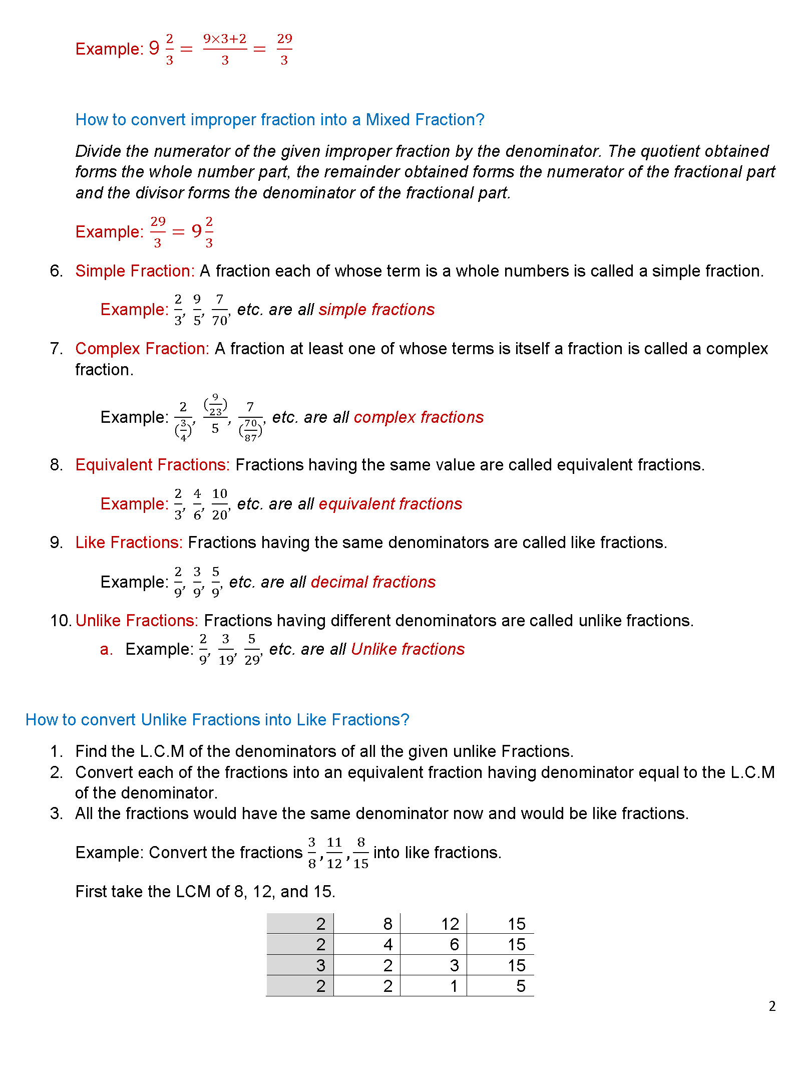 Year 5 Fraction Worksheets seasons worksheet kindergarten free – Fractions for Year 5 Worksheets